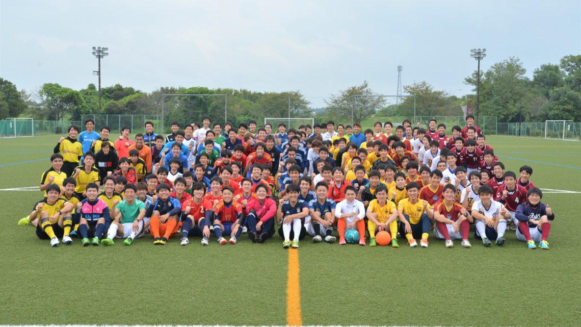 Auniversity Cup サッカー大会